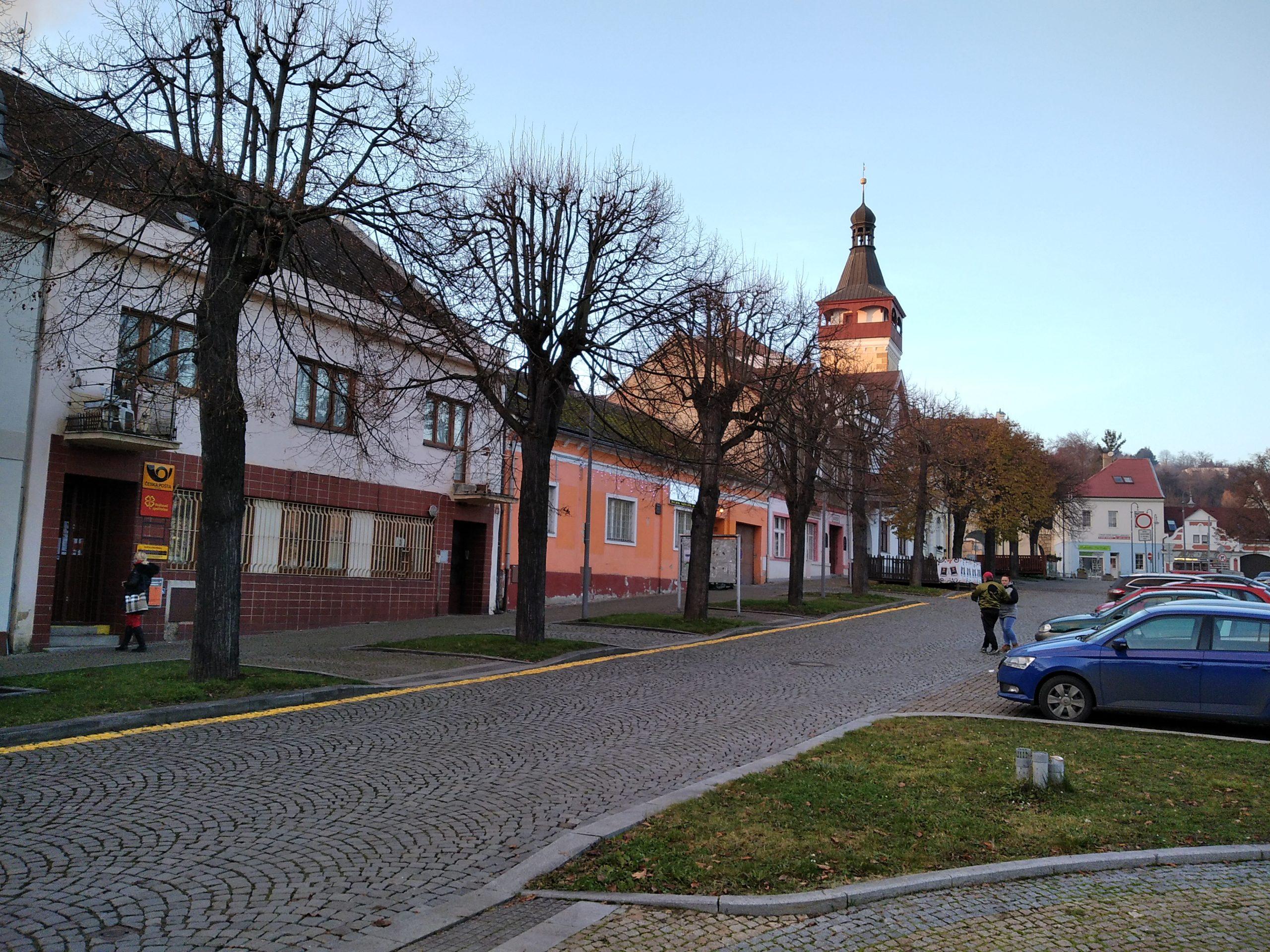 Pronájem pozemku Dobrovice u Mladé Boleslavi