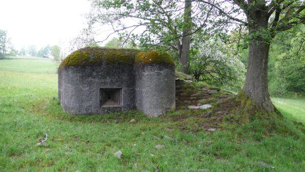 Časová kapsa v  bunkru